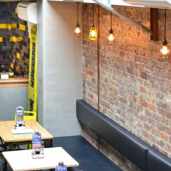 RAPID electrical - Newcastle - Projects - Hop Factory