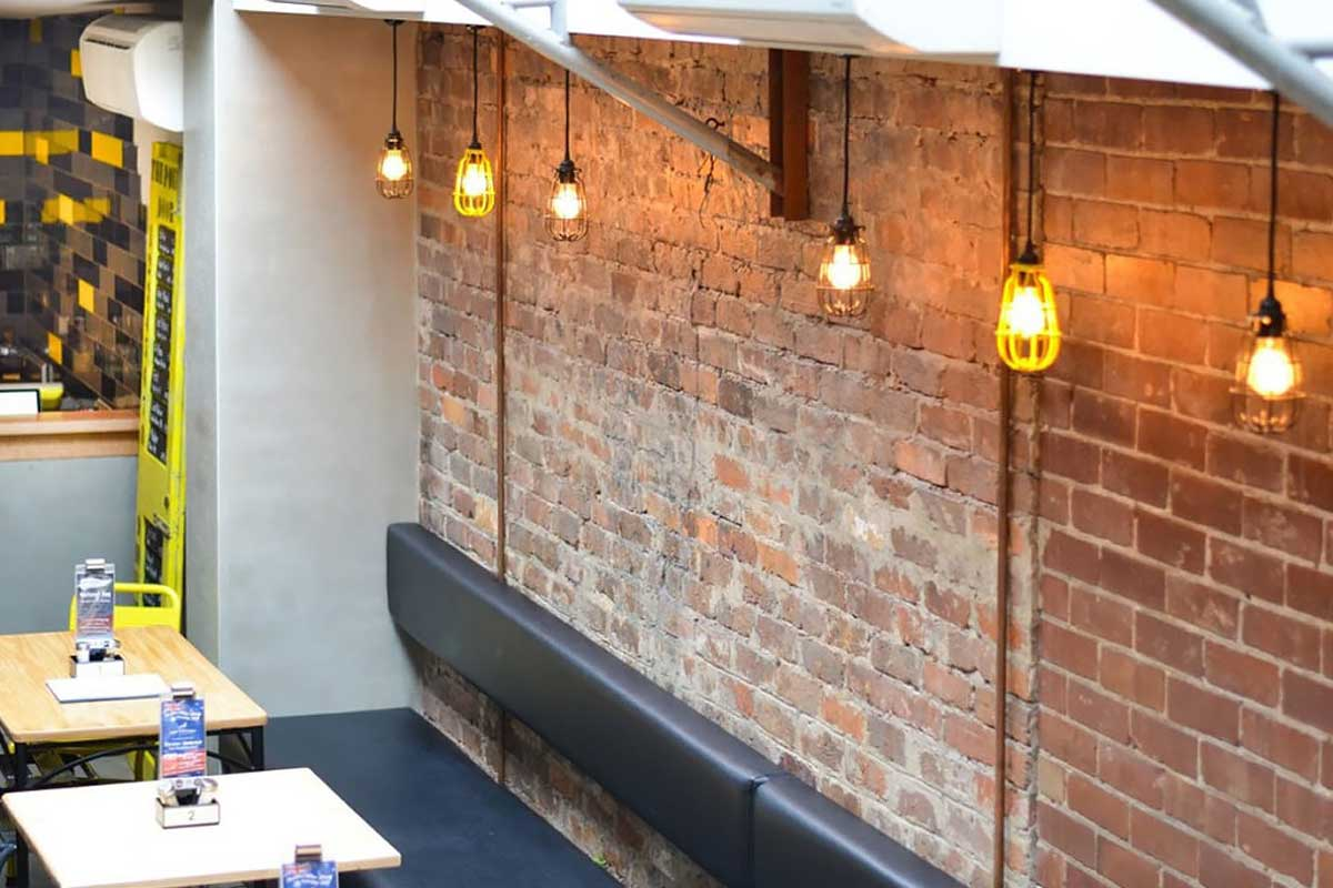 RAPID electrical - Newcastle - Projects - Hop Factory 2