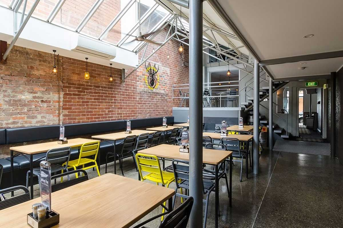 RAPID electrical - Newcastle - Projects - Hop Factory 3