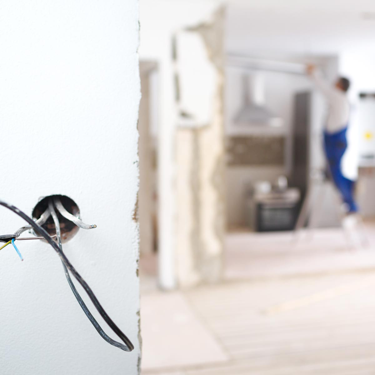Rapid Electrical Solutions Newcastle Hunter Commercial Residential Electrician - New Homes
