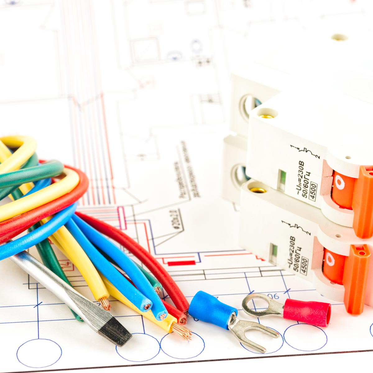 Rapid Electrical Solutions Newcastle Hunter Commercial Residential Electrician - Re wiring wires